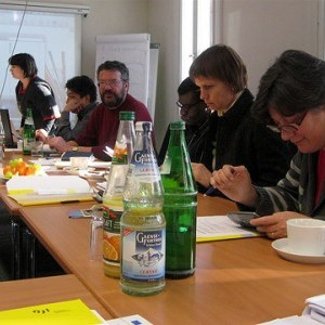 Sharing experience from working on European projects