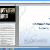 Building virtual communities for lifelong learning