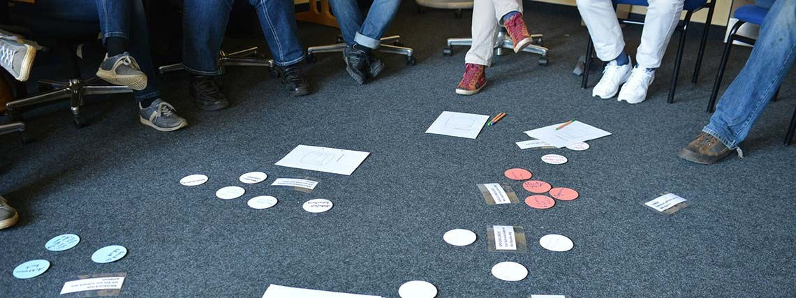 PARTICIPATE - Participatory Methods in Adult Education