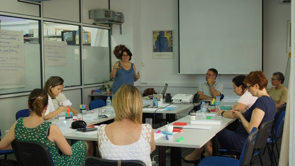 Delivery of the 2nd DEMAL WorkshopThe second DEMAL workshop on Evaluation of adult learning activities was piloted last week (11th – 15th June) in Piraeus, Greece, within the IDEC premises and with the help of facilitator Natassa Kazantzidou.The workshop had a duration of five days / 30 hours and consisted mainly of practical application of skills and competences, through case studies, role play games and projects. The course was structured in units of learning outcomes, following the competence profile.The trainees consisted of participants from various countries: Spain, Greece, Hungary, Romania, Germany and Switzerland.DEMAL Team wishes you a sunny week!