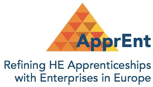 We have recently started our new project ApprEnt - Refining HE Apprenticeships with Enterprises in Europe. ApprEnt intends to bridge the gap between the worlds of education and business, enhancing partnerships that involve companies, Higher Education Institutions (HEIs) as VET providers, and other relevant stakeholders such as public bodies, representatives of learners and representatives of VET providers, with the ultimate aim of promoting the establishment of work-based learning and especially apprenticeships.The project has already agreed on a definition for HE Apprenticeships. At present we are collecting good practices (if you are interested to share some experiences, contact us at apprent@eucen.eu). And in the following months we will develop a prototype course for training HE staff and SME supervisors of apprentices, a model agreement, a policy paper and an advocacy pack set for the four levels involved: HEIs, policy makers, SMEs and potential students.We invite you to visit the project website https://apprent.eucen.eu and to keep an eye on the developments of the project.