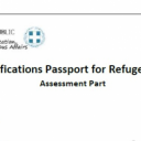 "Have you heard of the ""European Qualifications Passports for Refugees""?It's a pilot project by Council of Europe's Education Department that aims to enable the fast-track integration of refugees in higher education and labour market. The Passport contains information about the refugee's higher education background, work experience and language proficiency in standardised manner. The recognition process is based on a questionnaire sent to refugee participants and a structured interview, in addition to any available documentation. For successful candidates, the issued document is valid for 5 years and is intended to be applicable in all European countries.You can read more information about the European Qualifications Passports for Refugees at: https://ec.europa.eu/migrant-integration/news/greece-first-european-qualifications-passports-for-refugees-issued"