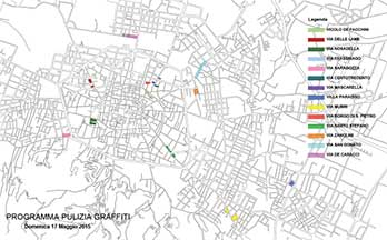 discuss bologna comons map
