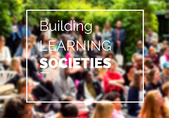 discuss building learning societies