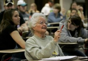 Senior Citizen Learning