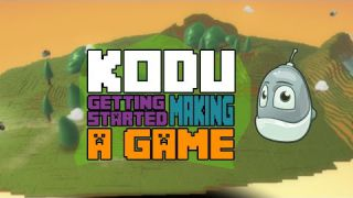 Kodu Game Lab Tutorial - How to Make a Game