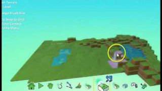 Kodu 4: how to create landscape