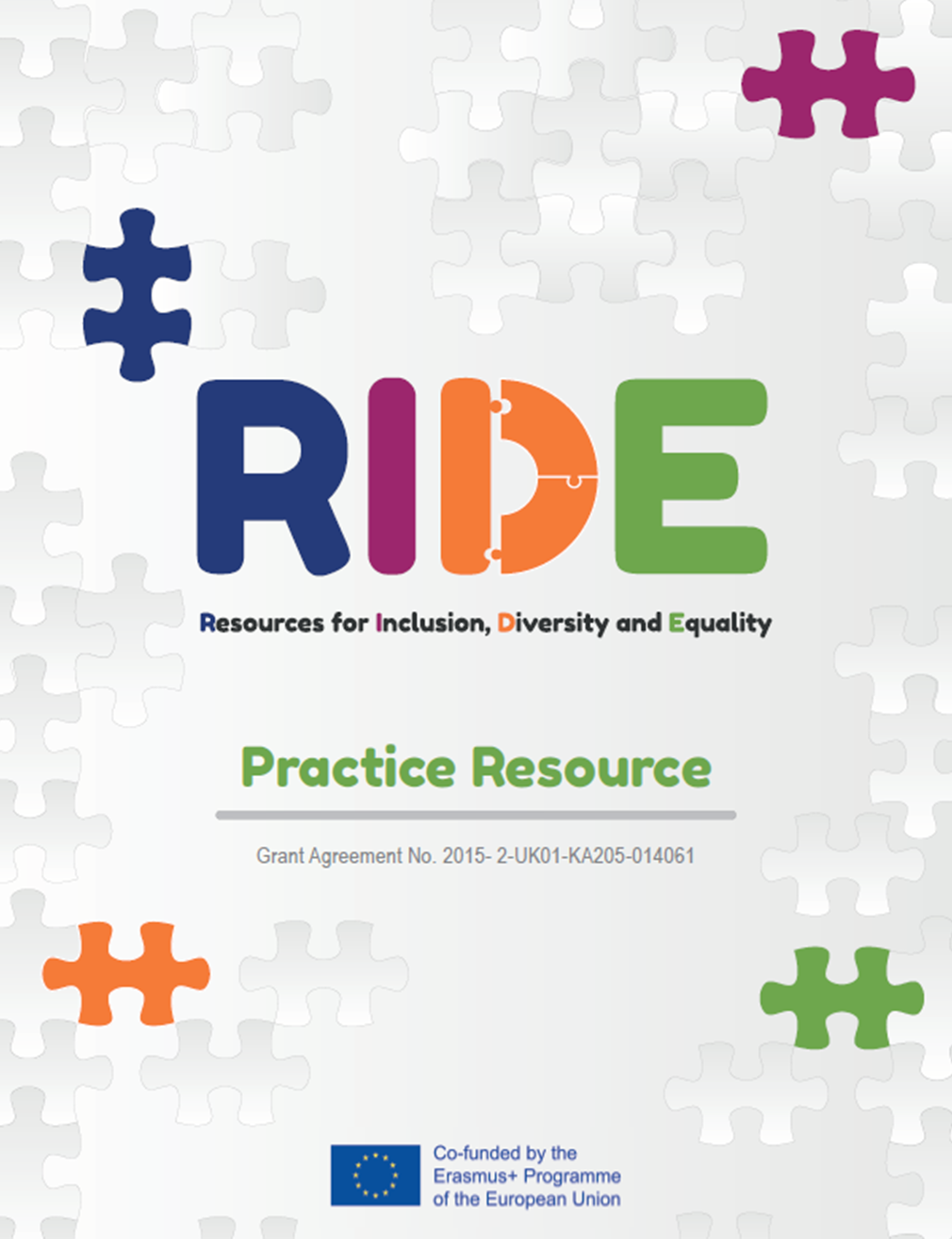 RIDE - Practice Resource