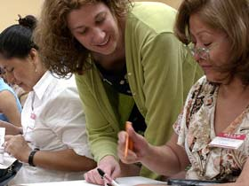 Promoting social and economic cohesion through advanced adult education opportunities