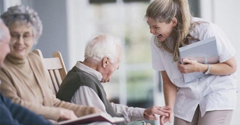 Key competencies of elderly care takers