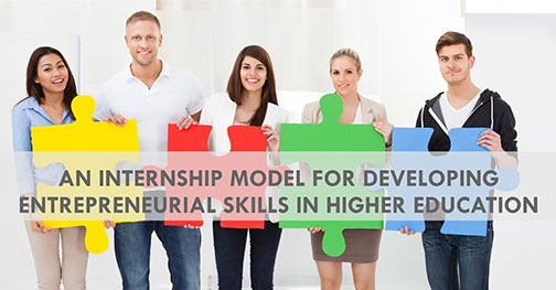 Enter.Mode - An internship model for developing entrepreneurial skills