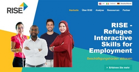 Refugee Interactive Skills for Employment