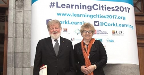 the learning city concept contributes to furthering the objectives of lifelong learning